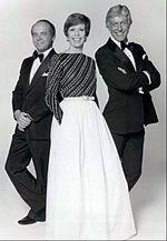 Bob Mackie also was American TV legend Carol Burnett's personal designer The Carol Burnett Show - Wikipedia, the free encyclopedia