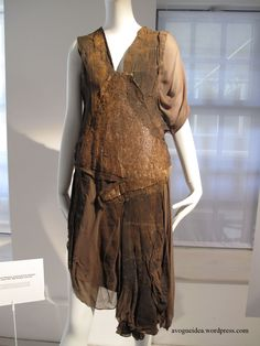 hussein chalayan buried collection - Google Search