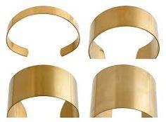 metal cuffs - Google Search