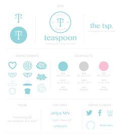 Teaspoon Bakery Branding and Logo Bakery Branding, Bakery Logo, Logo Branding, Branding Design, Logos, Tea Logo, Web Design, Graphic Design, Amazing Cakes