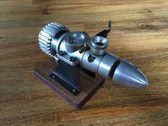 +++Versuchsmotor++Modellmotor++ca. 8ccm+++ in Modellbau, RC-Modellbau, Motoren | eBay
