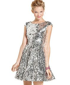 Dresses for Juniors at Macy's - Junior Dresses - Macy's | Morgan's ...