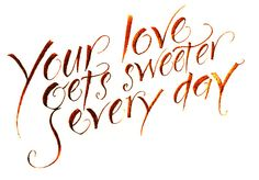 Sweeter Every Day