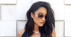 Shay Mitchell cut her dark, wavy tresses into a collarbone-length lob hairstyle on Monday, August 8 — see what she told Us about the chop!