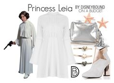 DisneyBound is meant to be inspiration for you to pull together your own outfits which work for your body and wallet whether from your closet or local mall. As to Disney artwork/properties: ©Disney Disney Bound Outfits Casual, Star Wars Outfits, Disney Inspired Outfits, Disney Outfits, Disney Style, Disney Dresses, Disney Fashion, Casual Cosplay, Cosplay Outfits