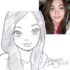 Lady McGaha Sketch by Banzchan on @DeviantArt