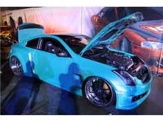 Widebody Infiniti G35 Coupe
