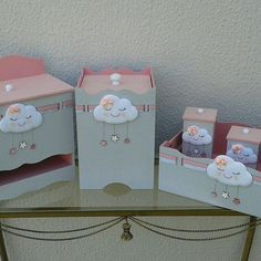 Kit Bebe, Baby, Country, Handmade Crafts, Pinterest Home Decor Ideas, Kid Bedrooms, Ribbon Embroidery Tutorial, Wedding Stuff, Atelier