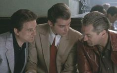 Goodfellas. My favorite gangster movie of all time. There's just something about it.