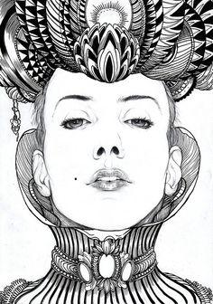Drawings… by Andreas Preis