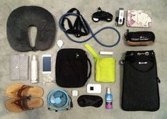What I packed for a year of living abroad as a digital nomad