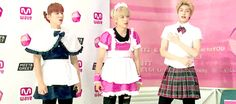 Monsta X 몬스타엑스 - Kihyun Minhyuk & HyungWon