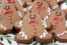 Soft Gingerbread Cookies from Scratch   Thick and Chewy Gingerbread Cookies