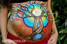 Pintura Barriaga Tree Of Life