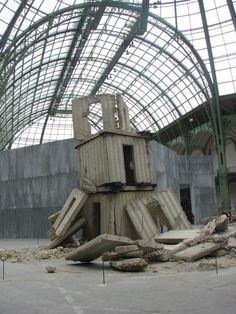 anselm kiefer Modern Sculpture, Sculpture Art, Anslem Kiefer, What Is Contemporary Art, Statues, Installation Art, Art Installations, To Infinity And Beyond, Community Art