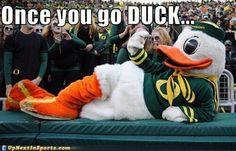 Oregon Ducks!