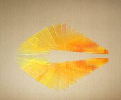 Daniel Mullen Moving Repetition (140x170cm oil on canvas) 2014