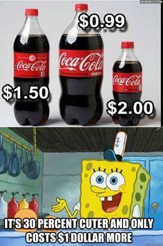 It makes perfect sense!