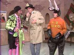 Dean Martin, Buddy Hackett & Charles Nelson Reilly - The Kid's Last Bull...