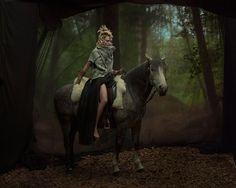 "horsesenvogue: ""by Eugenio Recuenco """