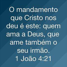 1 João 4:21
