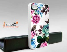 iphone 4 case iphone case iphone 4s case iphone 4 by janicejing, $13.99