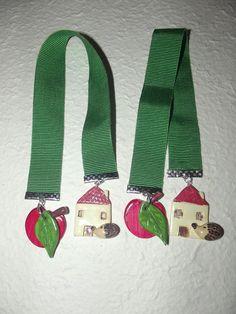 Little hedgehog bookmarks