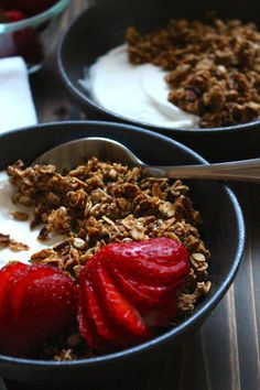 Recipe: $3.85   Per Serving: $0.28   Yield: 14(ish) I've made this recipe and variations of it for the last 3-4 years, and after the years, I've discovered IT'S IMPOSSIBLE TO RUIN GRANOLA. Overcook it a little? It's just crunchier. Add in a weird ingredient? The good stuff always overpowers it. Out of butter? Coconut...Read More »