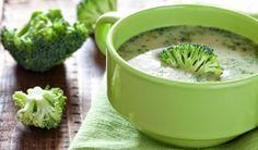 Sopa de brócoli y col rizada/kale                              …