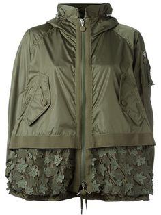 Moncler 'Bugamville' embroidered jacket