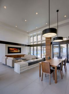 Badger Mountain House by First Lamp Architecture | HomeDSGN, a daily source for inspiration and fresh ideas on interior design and home decoration.