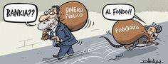 -¿Bankia?  -¡¡Al fondo!!