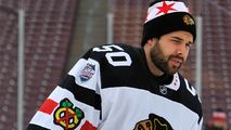 Blackhawks Activate Corey Crawford From Injured Reserve - http://www.nbcchicago.com/news/local/Blackhawks-Activate-Corey-Crawford-From-Injured-Reserve-407718895.html