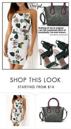 """""""Rosegal 1"""" by aida-ida ❤ liked on Polyvore"""