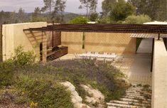 lee residence, calistoga (steven harris architects)