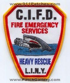 Central Islip Fire Department Heavy Rescue