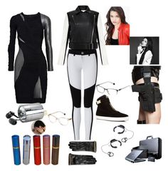 """""""KC Undercover: Teen Spy team up"""" by pxiomara0705 ❤ liked on Polyvore featuring art"""
