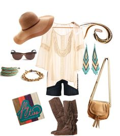 #Bonnaroo Fashion - The Natural Bohemian