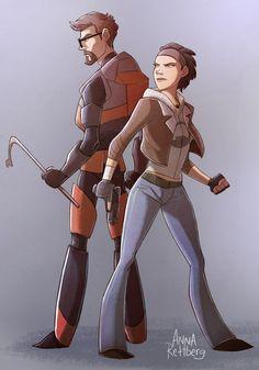 Half-Life 2 by aerettberg on DeviantArt