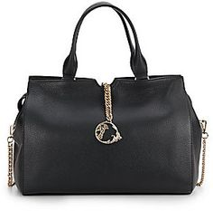 Pebbled Leather Satchel  $1,200 $574.99