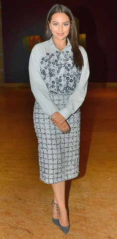 Sonakshi Sinha at SONY TV's party in Mumbai.