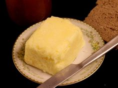 Vegan Butter - Delicious and NO Cholesterol!