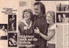 German magazine Neue Revue 22/77 featuring Neil Diamond.