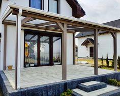 Outdoor Pergola, Outdoor Rooms, Gazebo, Outdoor Living, Lean To Roof, Farmhouse Landscaping, Backyard Patio Designs, Garden Design, Home And Garden