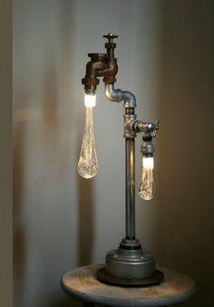 industrial light installations