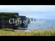 Cliffs of Moher and Galway, Ireland - deixadefrescura.com