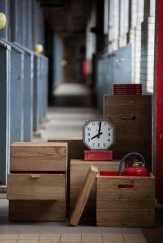 V_LAB QBZZ series at Beringen Mine lockerroom.