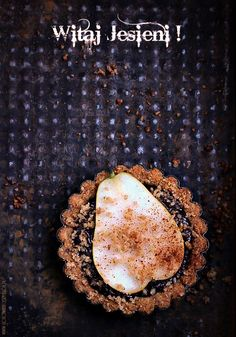 Pear and Chocolate Tartlets Recipe (use gluten-free cookies for the crust)