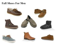 """Fall Shoes For Men"" by thehousewife on Polyvore"