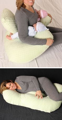 Twins nursing pillow
